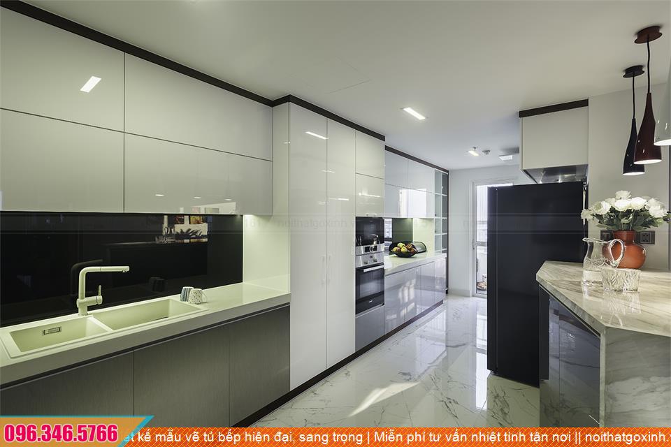 Thiết kế mẫu vẽ tủ bếp hiện đại, sang trọng | Miễn phí tư vấn nhiệt tình tận nơi