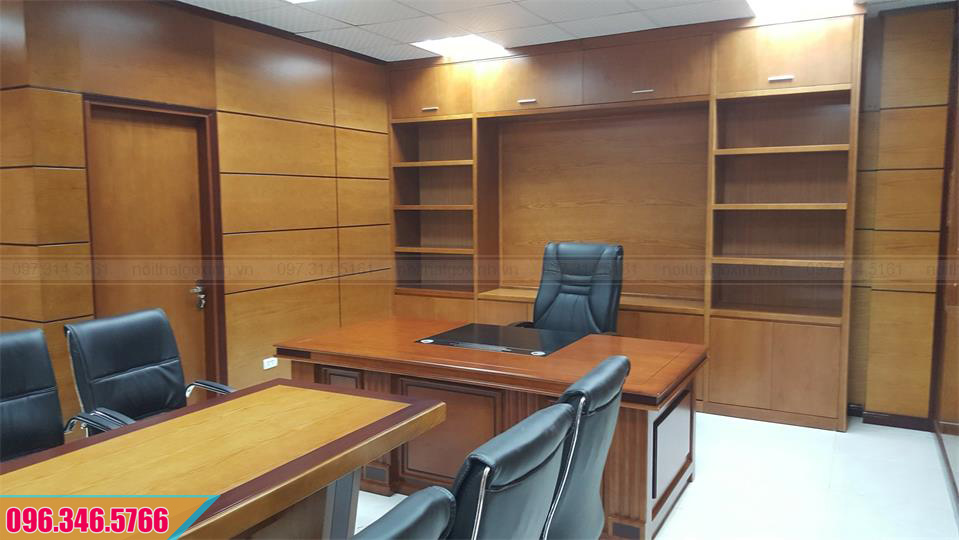 Dự án nội thất văn phòng công ty bất động sản Thủ Đức TpHCM