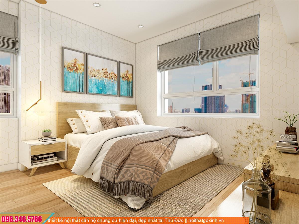 Mẫu thiết kế nội thất căn hộ chung cư hiện đại, đẹp nhất tại Thủ Đức 493120UE5