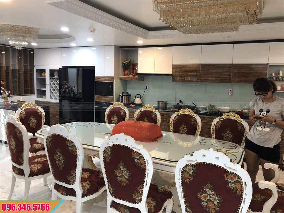 Thiết kế và thi công nội thất anh Bình tại Biên Hòa, Đồng Nai
